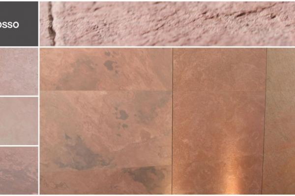 Ecostone - Terra Rosso
