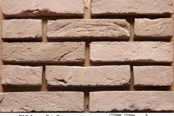 Cegły Terca - B13 Agora Gris Fonce