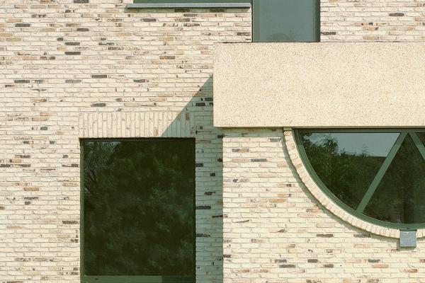 Cegły Terca - Wit Gesinterd